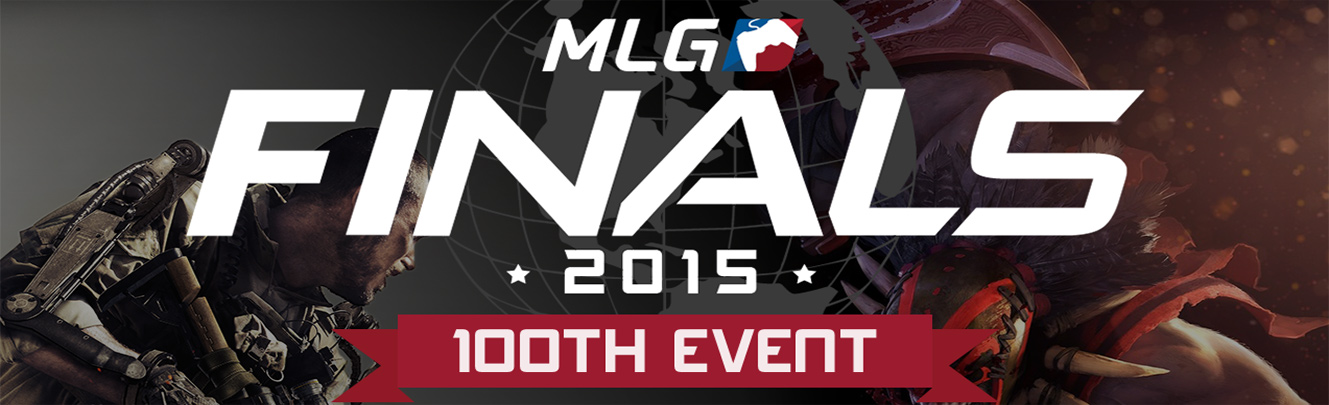 Major League Gaming 100th event!