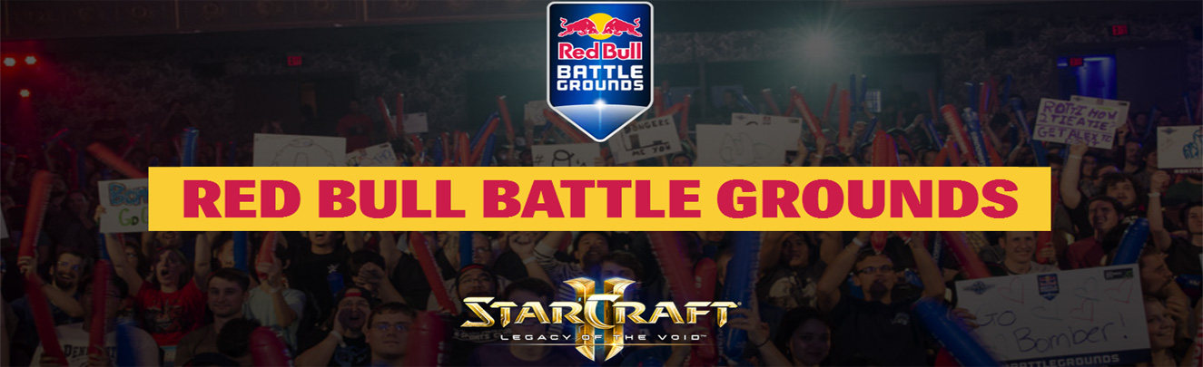 Red Bull Battle Grounds 2015