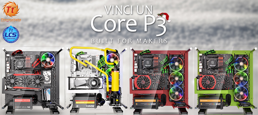 Win a Thermaltake Core P3